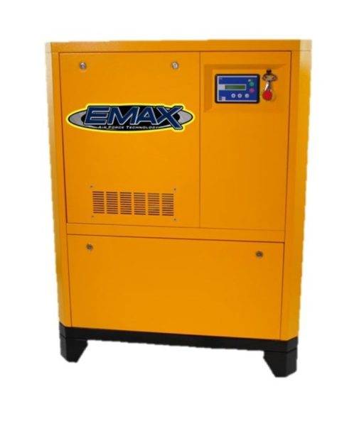 25 HP Rotary Screw Air Compressor, EMAX Industrial