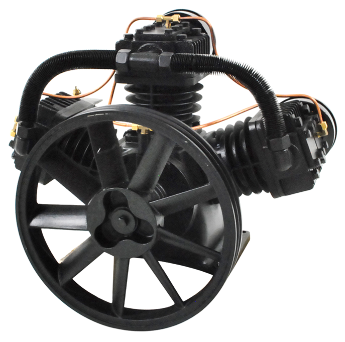 Airbase Industries 5hp 18 Cfm Reciprocating Air Compressor