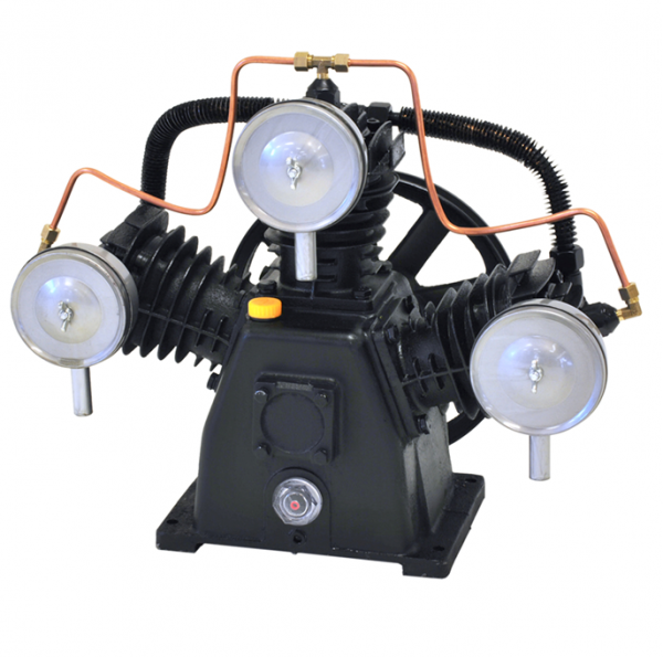 5 HP 18 CFM Reciprocating Air Compressor Pump by Airbase Industries