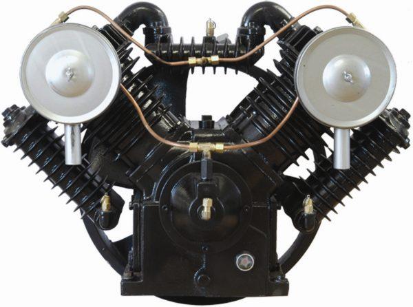 10hp 2 Stage 43 CFM Reciprocating Air Compressor Pump
