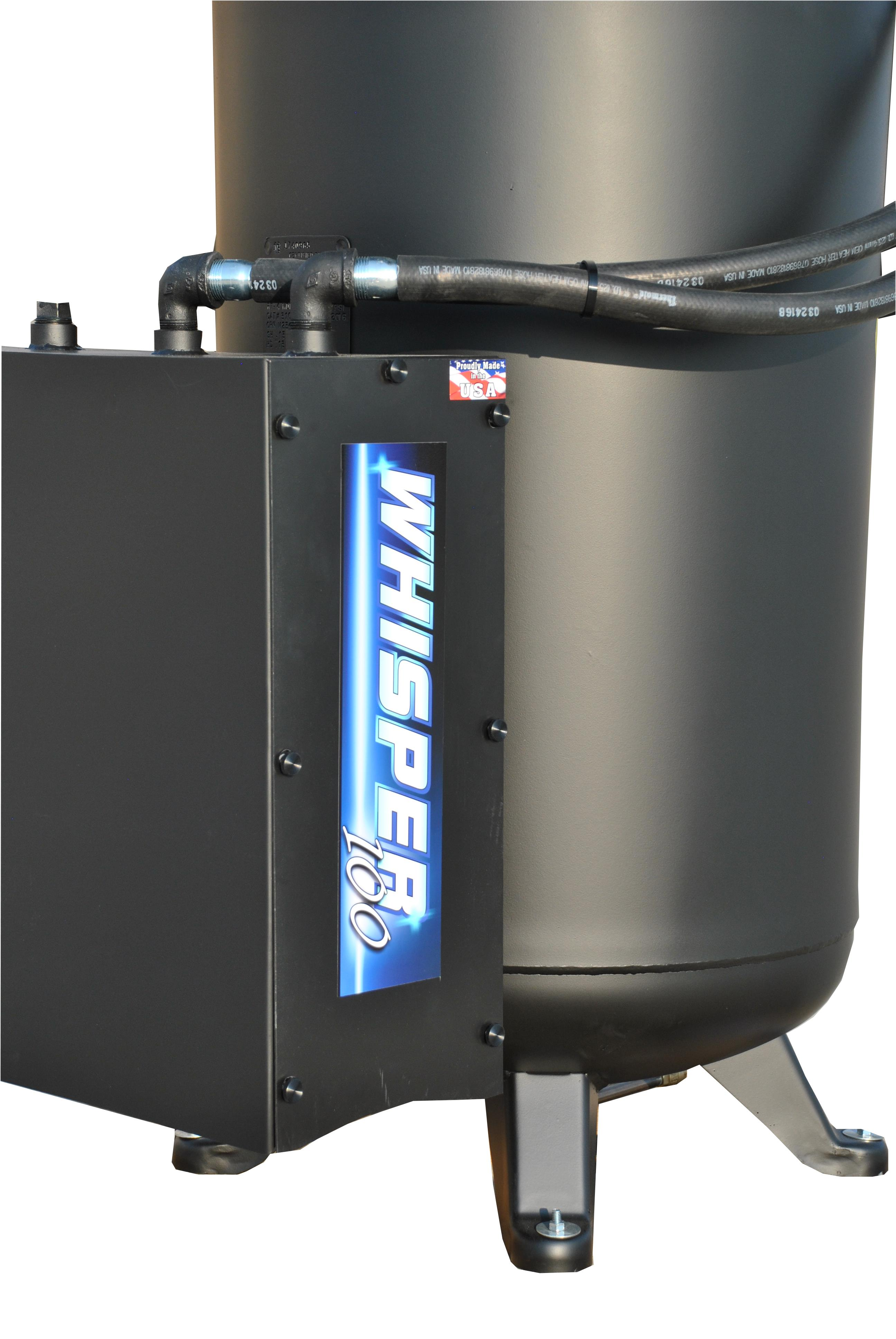 Industrial Air Systems : Hp air compressor stage v phase gallon