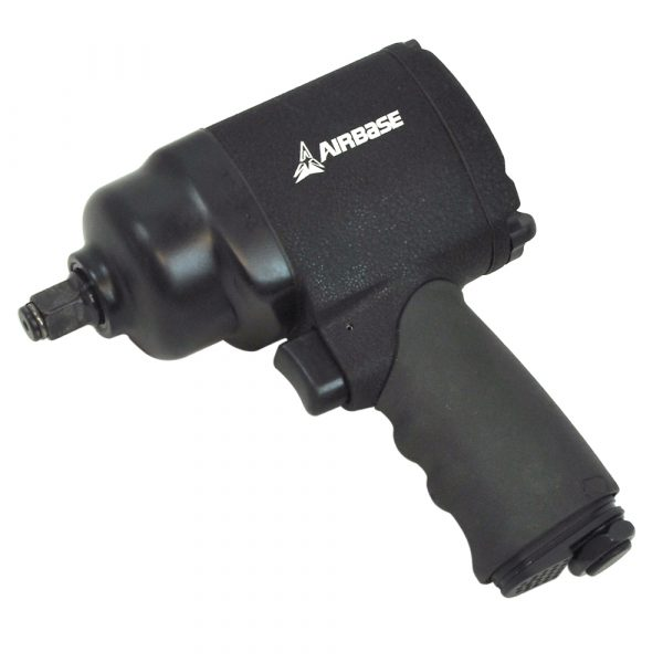 1/2″ Air Impact Wrench, Heavy Duty, Twin Hammer, Airbase Industries, SKU: EATIWH5S1P