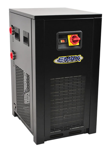 144 CFM Refrigerated Air Dryer, EMAX Industrial