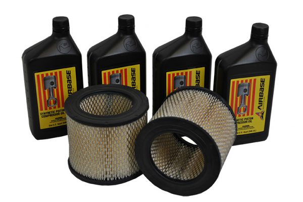 Maintenance Kits for 25HP Piston Air Compressor