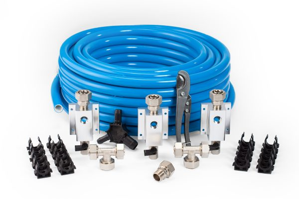 Rapid Air 3/4″ Maxline Compressed Air Piping System Master Kit