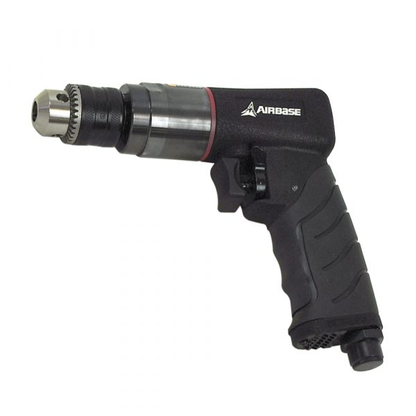 3/8″ Air Reversible Air Drill, Airbase Industries, SKU: EATDR03S1P