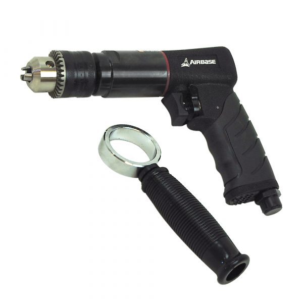 1/2″ Air Reversible Air Drill, Airbase Industries, SKU: EATDR05S1P