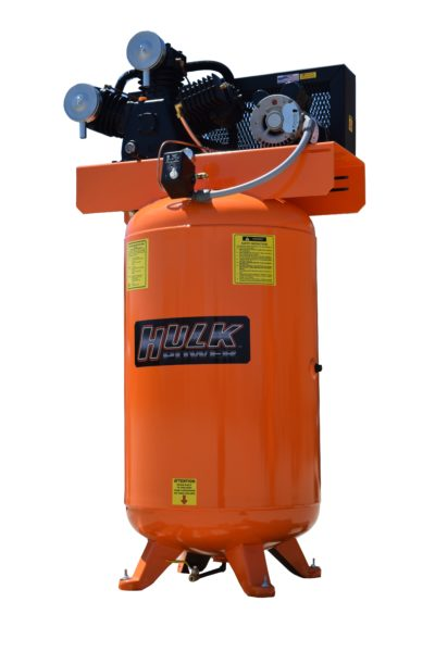 Hulk  5hp 2 Stage 80 Gallon Air Compressor-Available September 2018