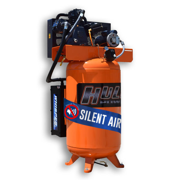 Hulk Silent Air 5HP 80 Gallon Air Compressor-Available September 2018