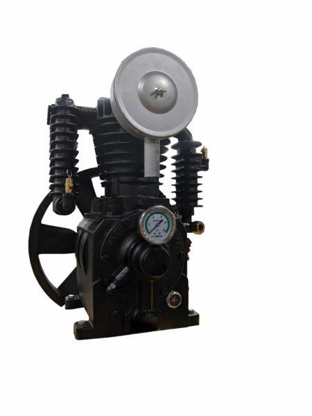 5 HP 2 Stage 24 CFM Pressure Lubricated Air Compressor Pump