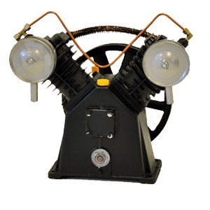 3 HP 13 CFM Reciprocating Air Compressor Pump by Airbase Industries