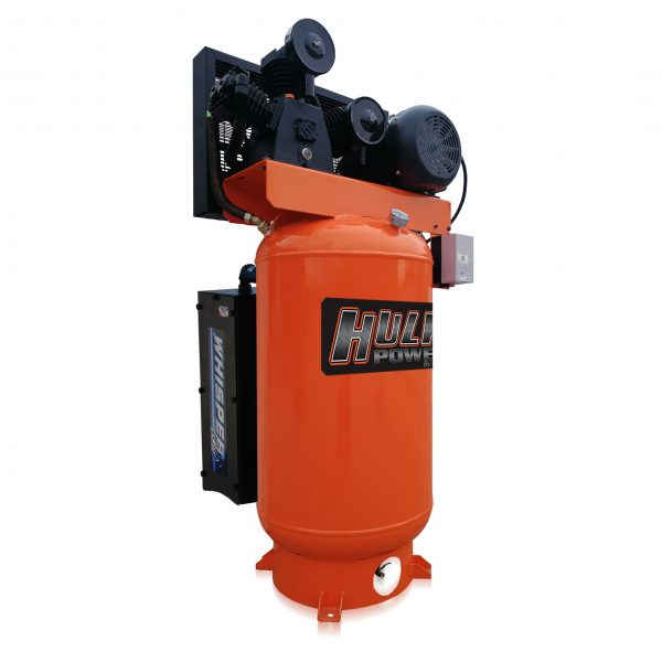Hulk Silent Air 5HP 2 stage 80 Gallon Air Compressor