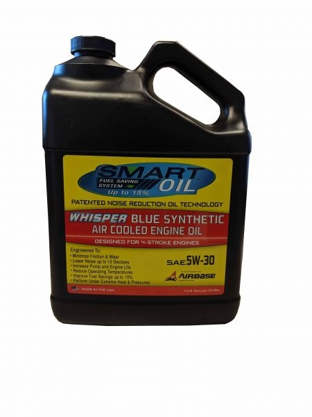 Airbase Industries Smart Oil – Air Cooled Engine Whisper Blue Synthetic