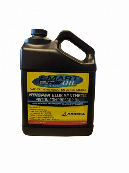 Airbase Industries Smart Oil – Piston Compressor Whisper Blue Synthetic