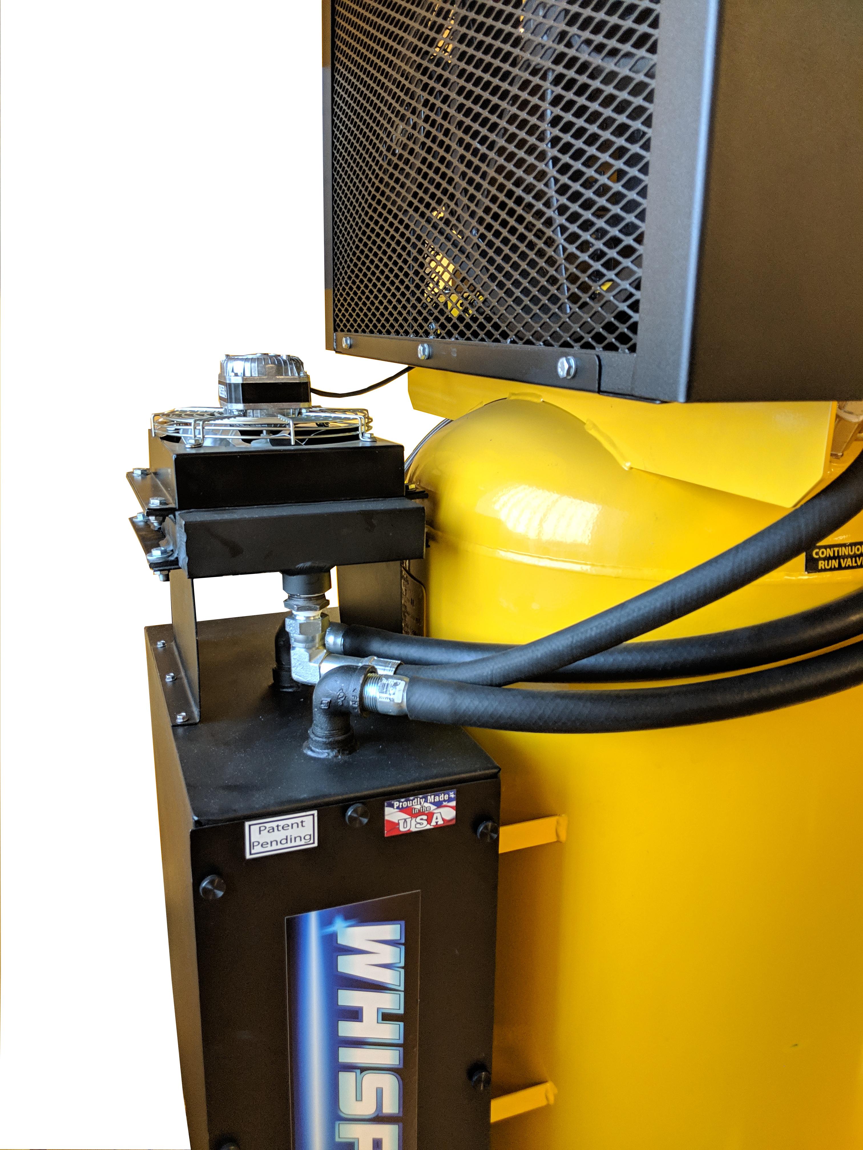 Emax Compressor 10 Hp Air Compressor 80 Gallon Three