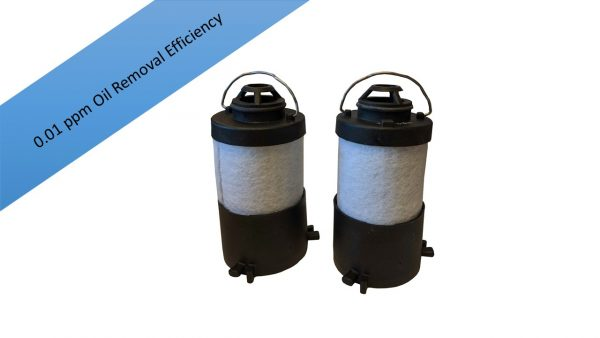 Refrigerated 30CFM Air Dryer Replacement Filters